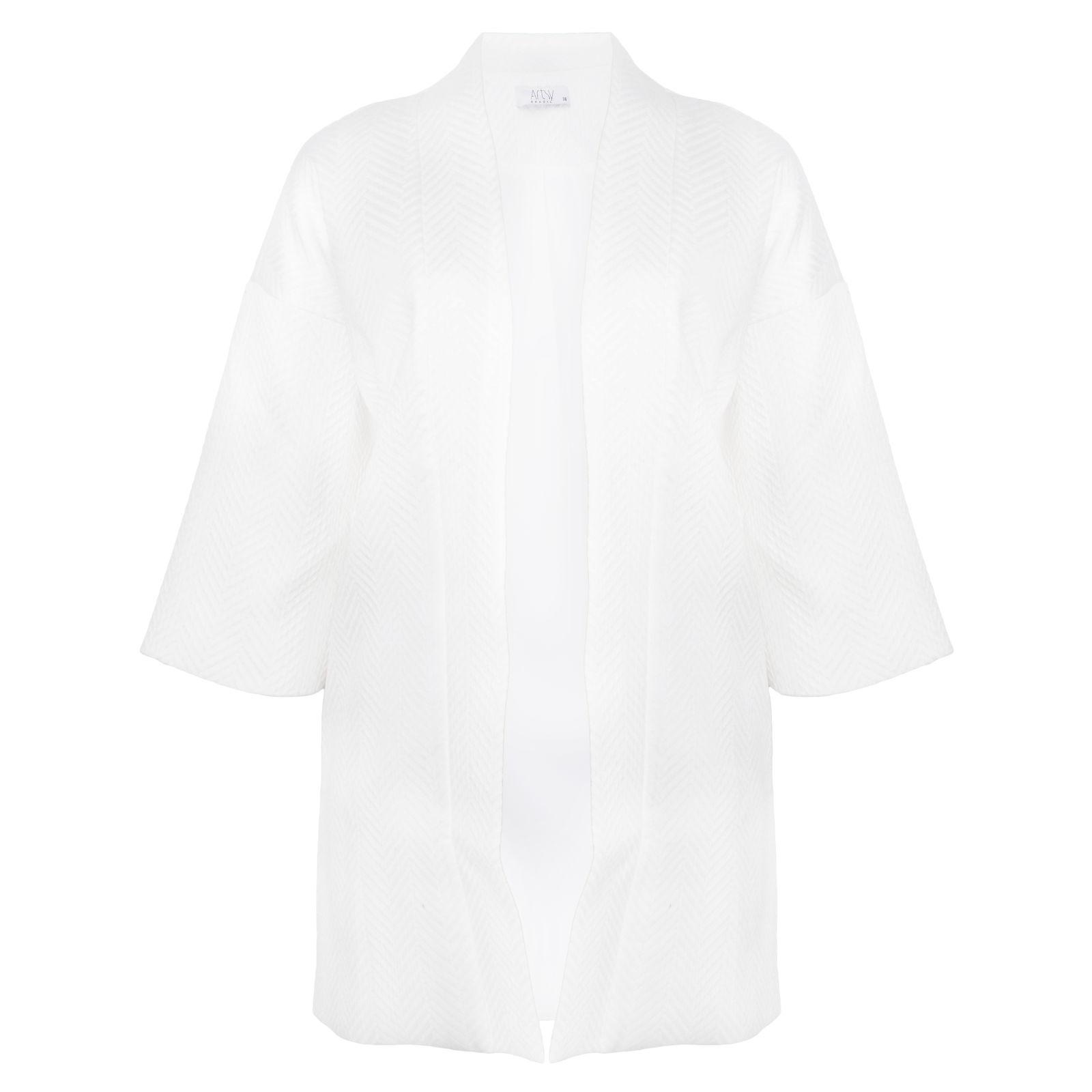 Kimono Valentine Over - Off White