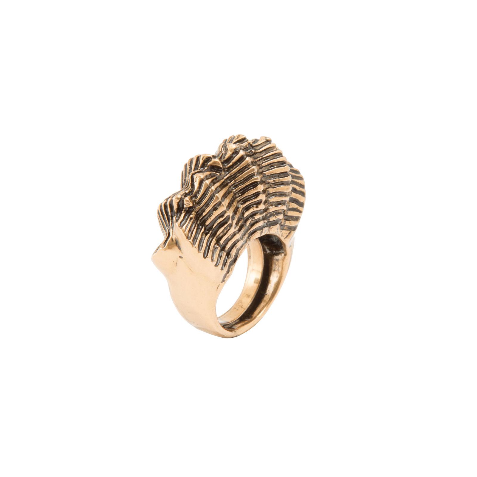 Anel Egito Lool - Dourado