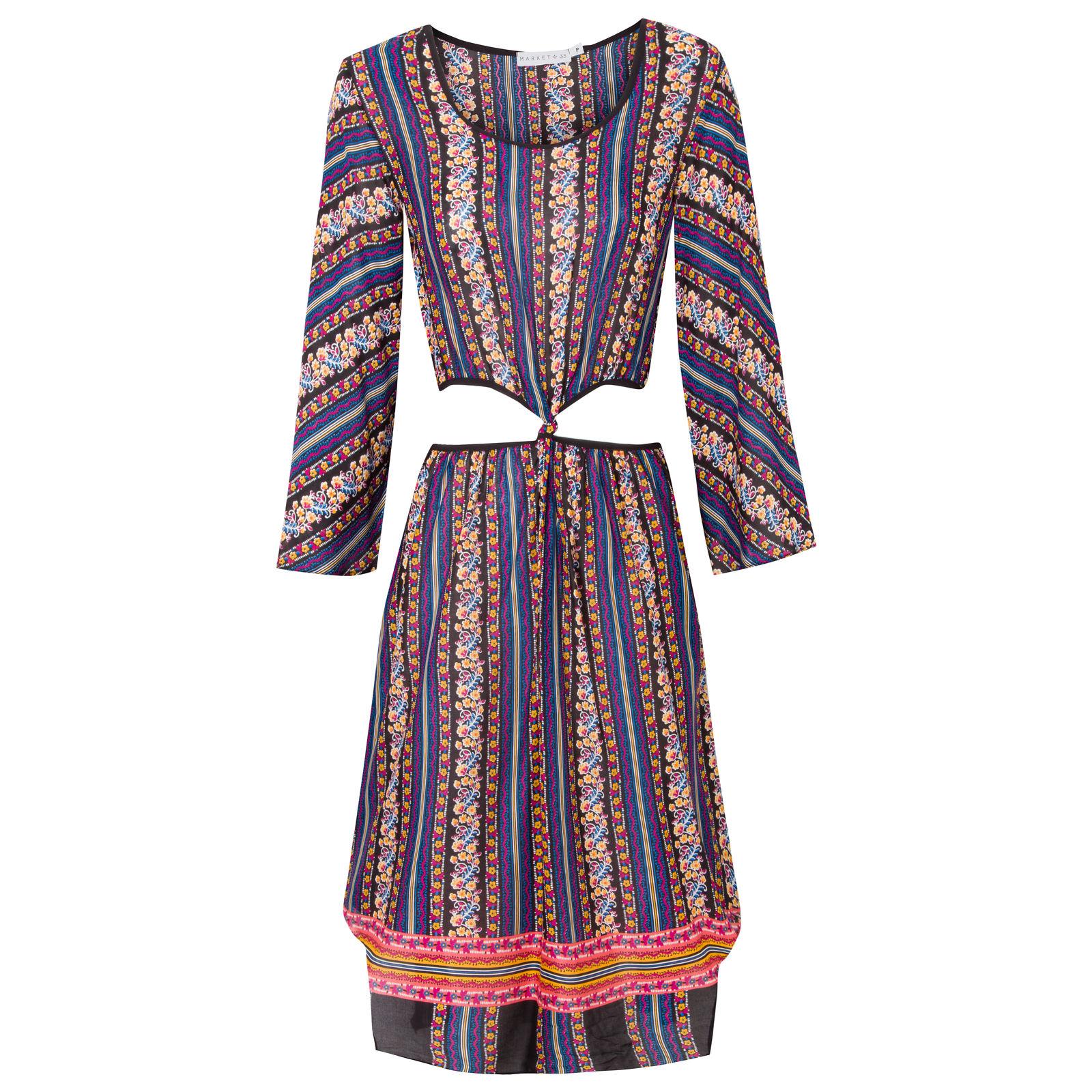 Vestido Mídi Nó Market 33