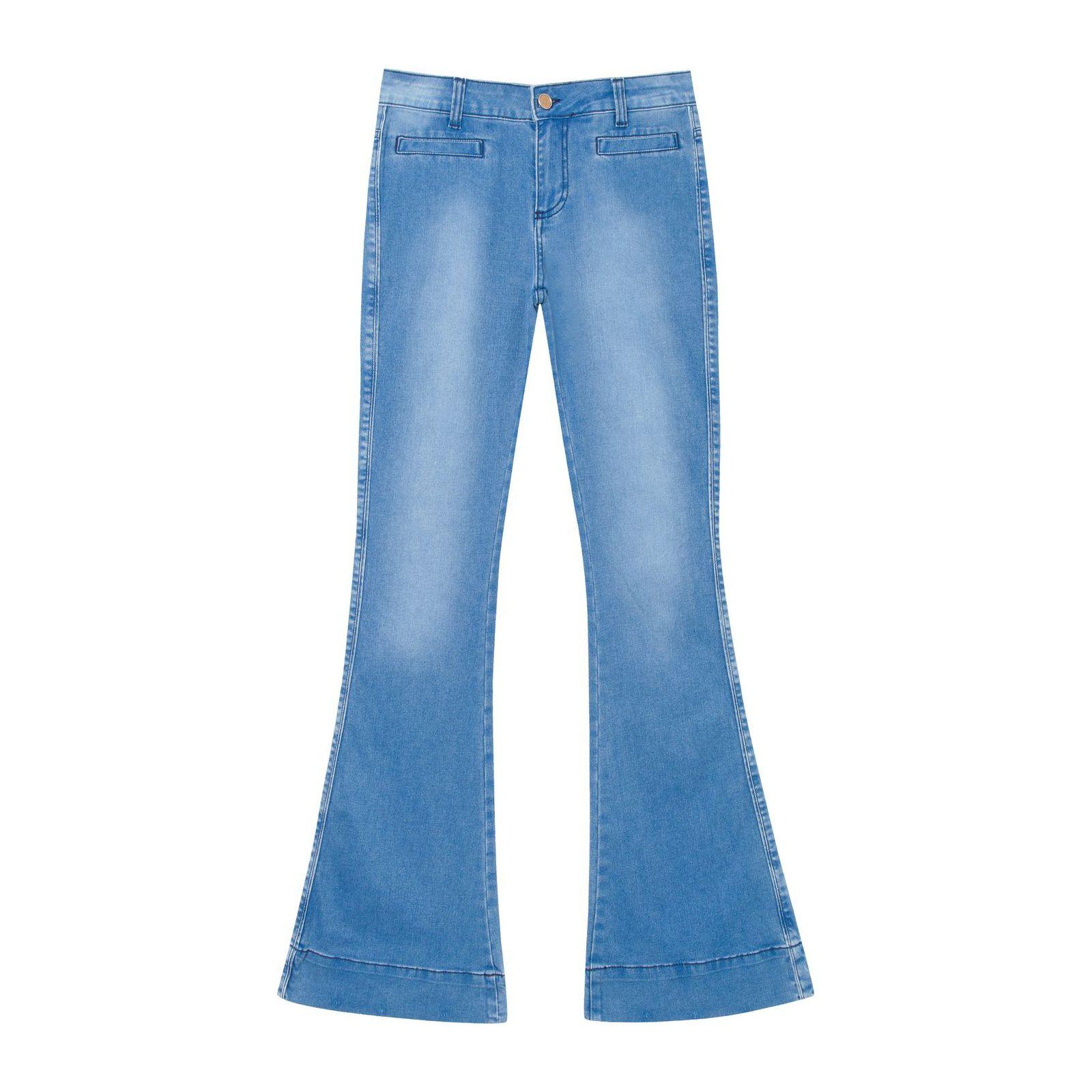 Calça Jeans Flare Nilly