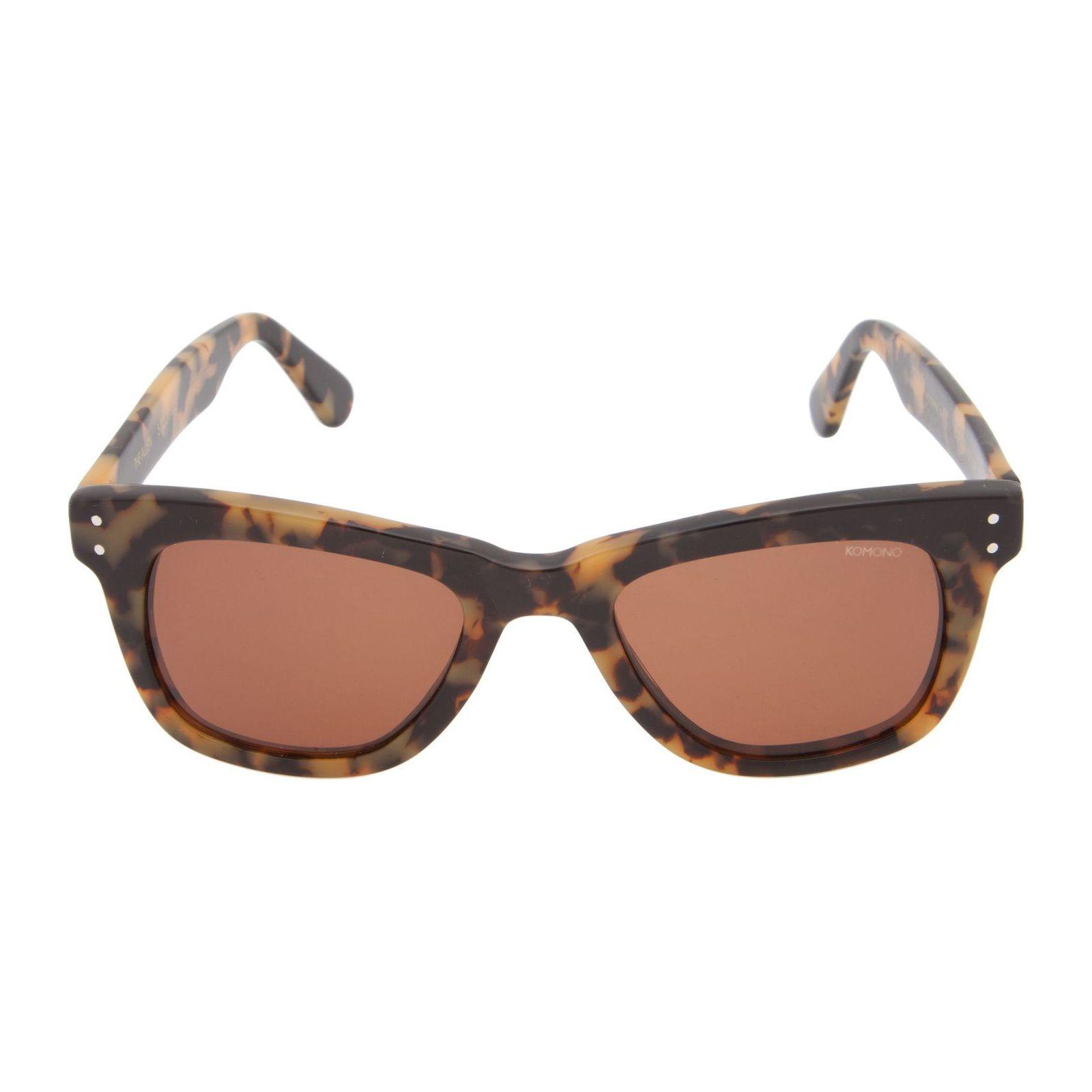 Óculos Allen Crafted Tortoise - Marrom