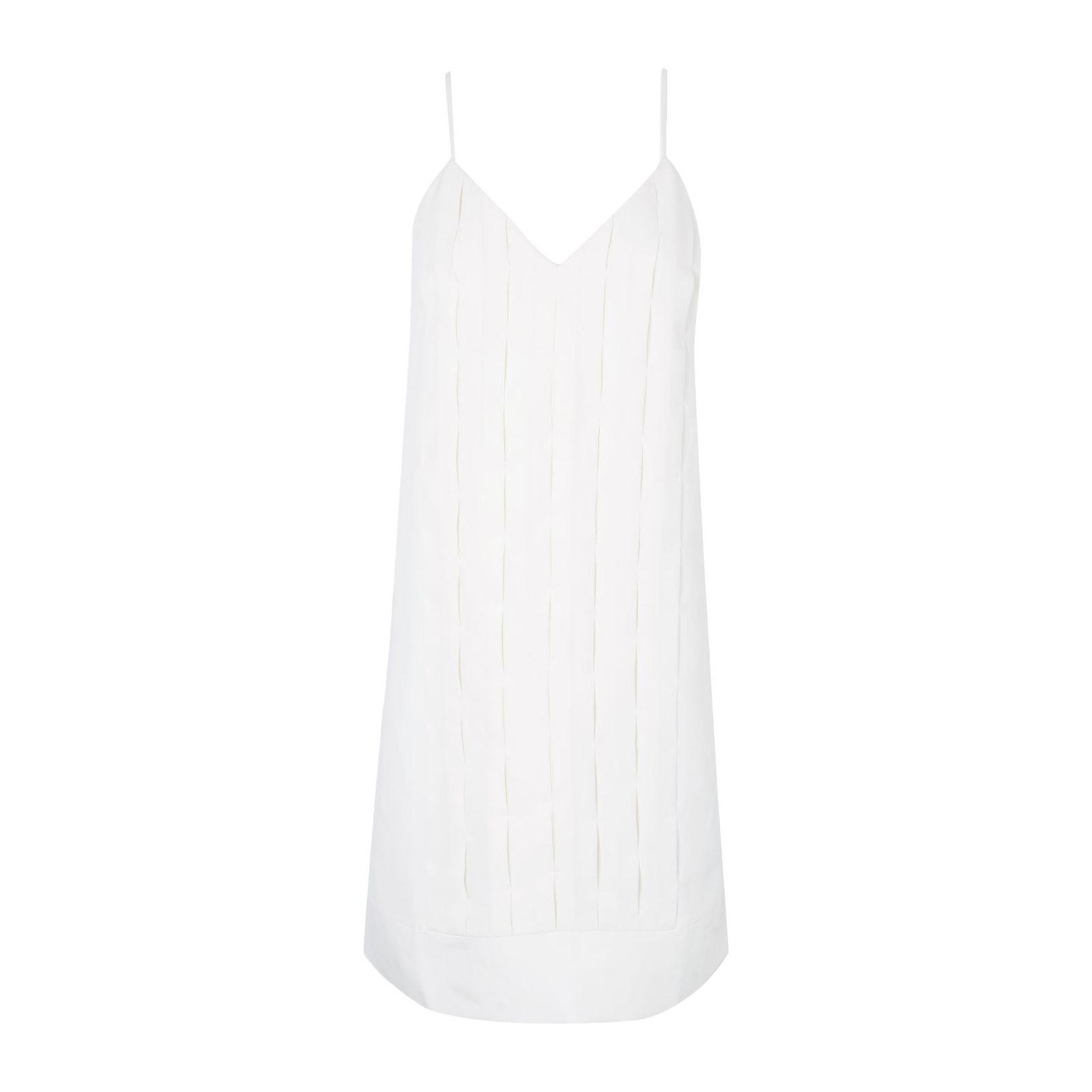 Vestido Bonete - Off White