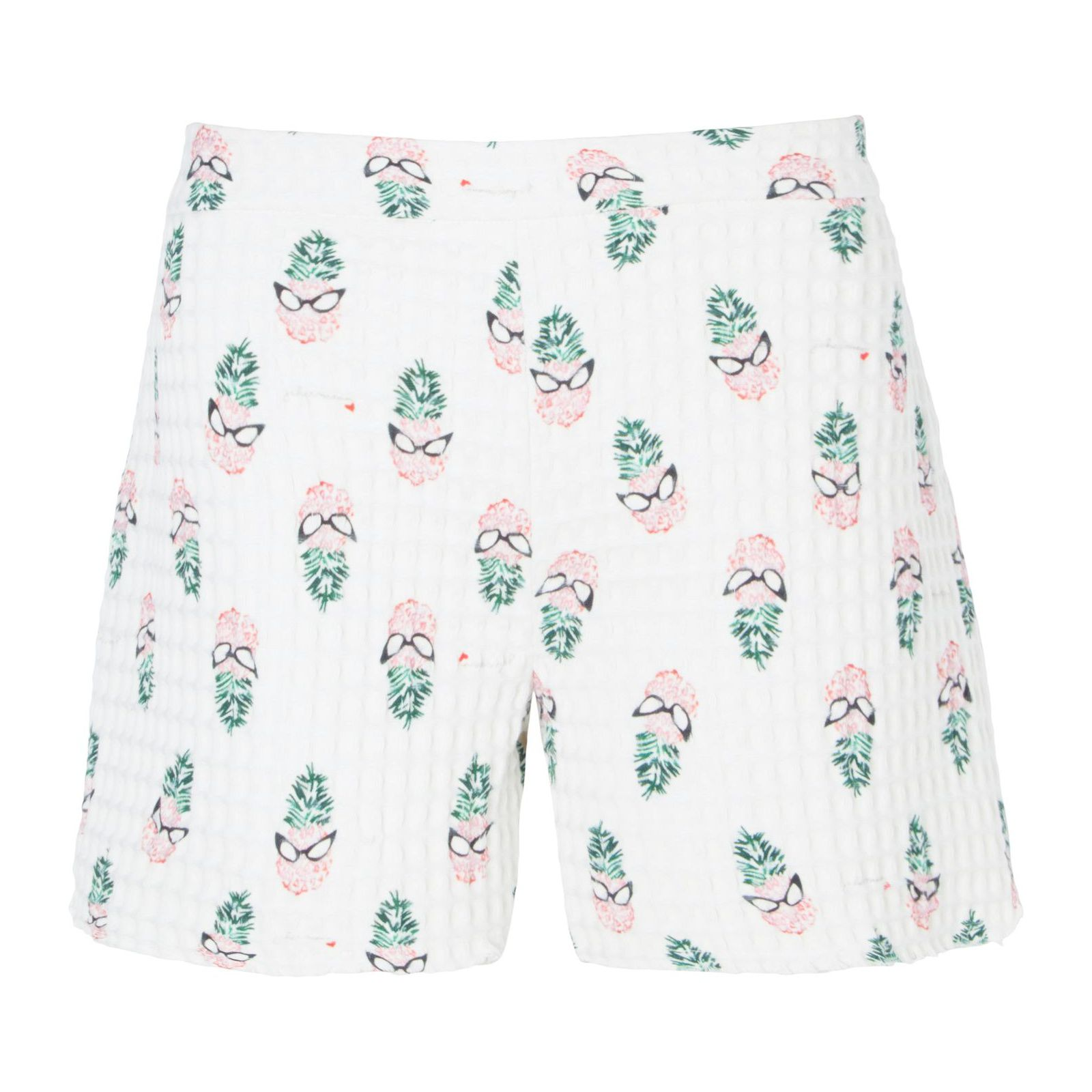 Short Abacaxi - Off White