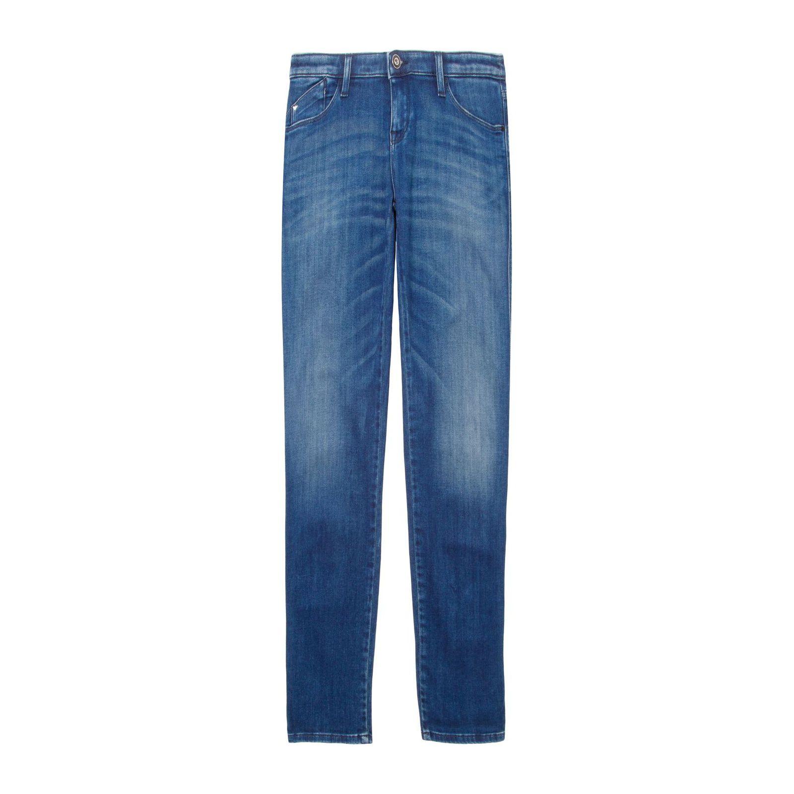 Calça Jeans Skinny J06 Lotus