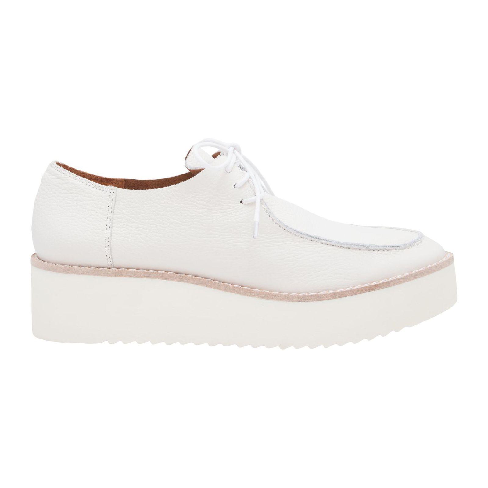 Sapato Flatform Nórdico