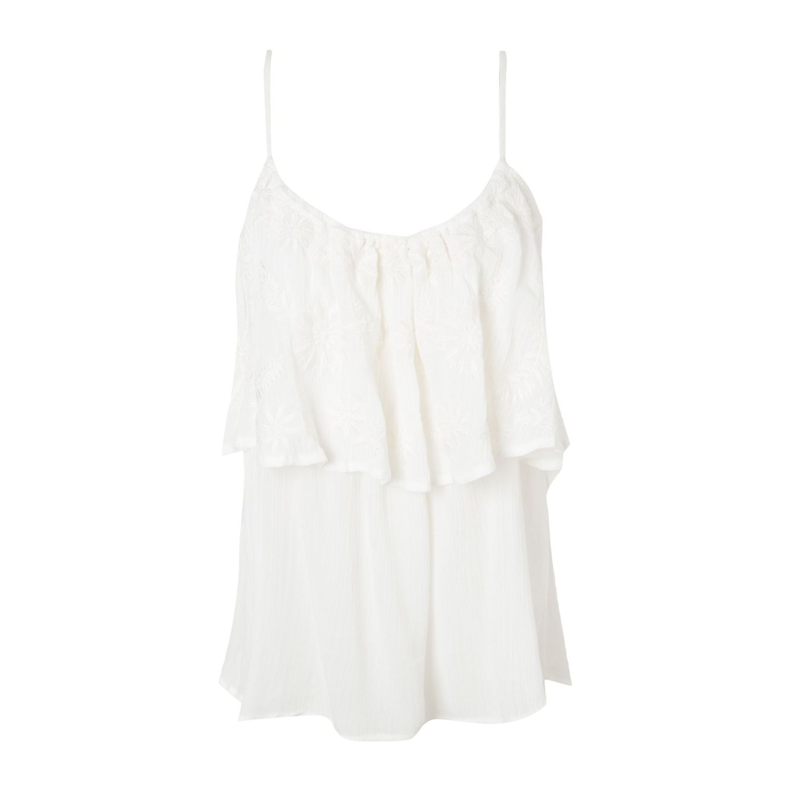 Blusa Bordado Castelsardo - Off White