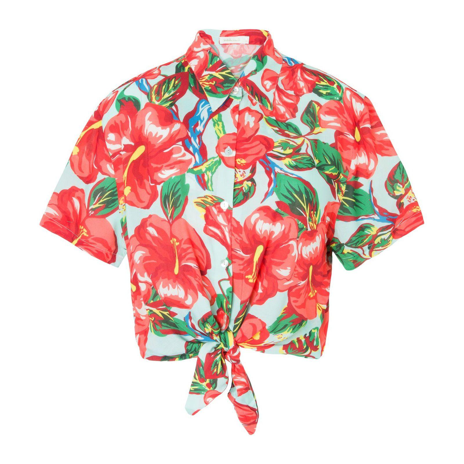 Camisa Amaração Hula Hula - Laranja