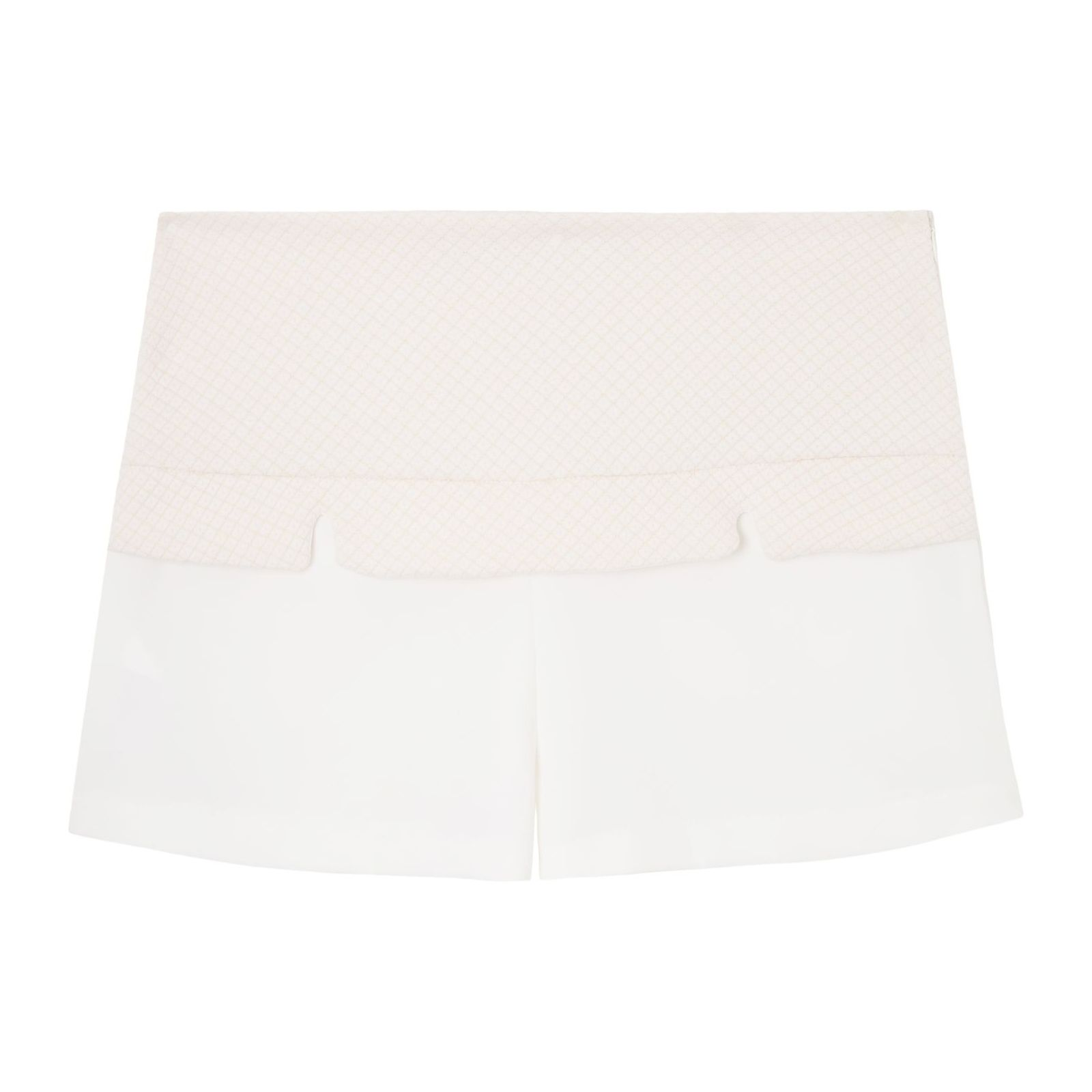 Short Delicate Pala - Off White