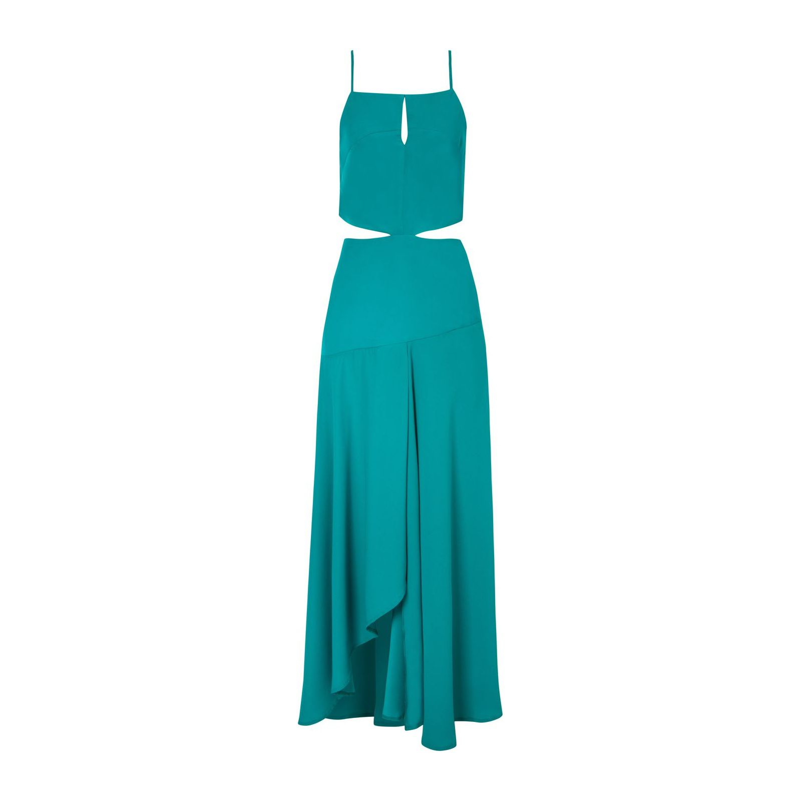 Vestido Longo Vendée - Verde