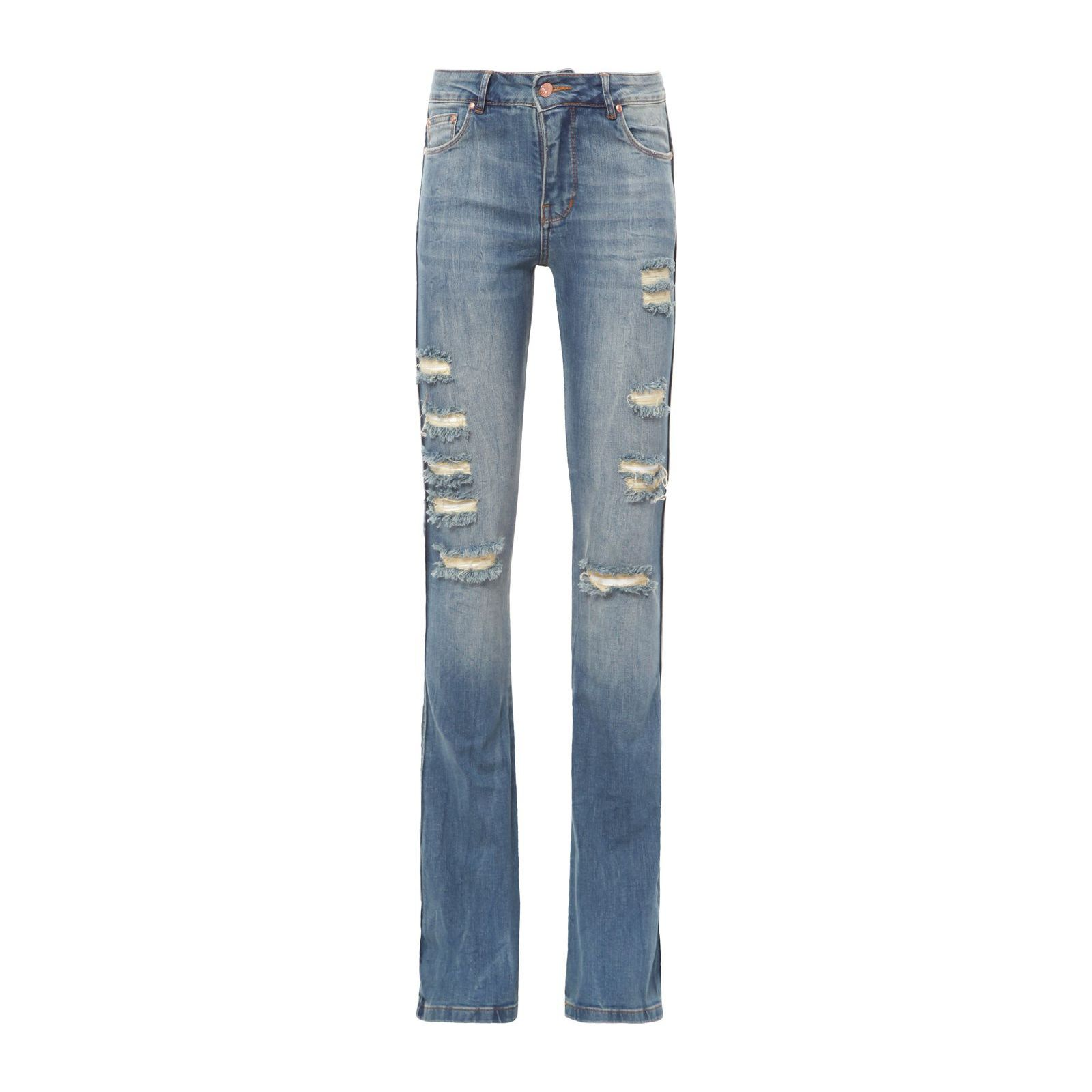 Calça Jeans Boot Cut London - Azul