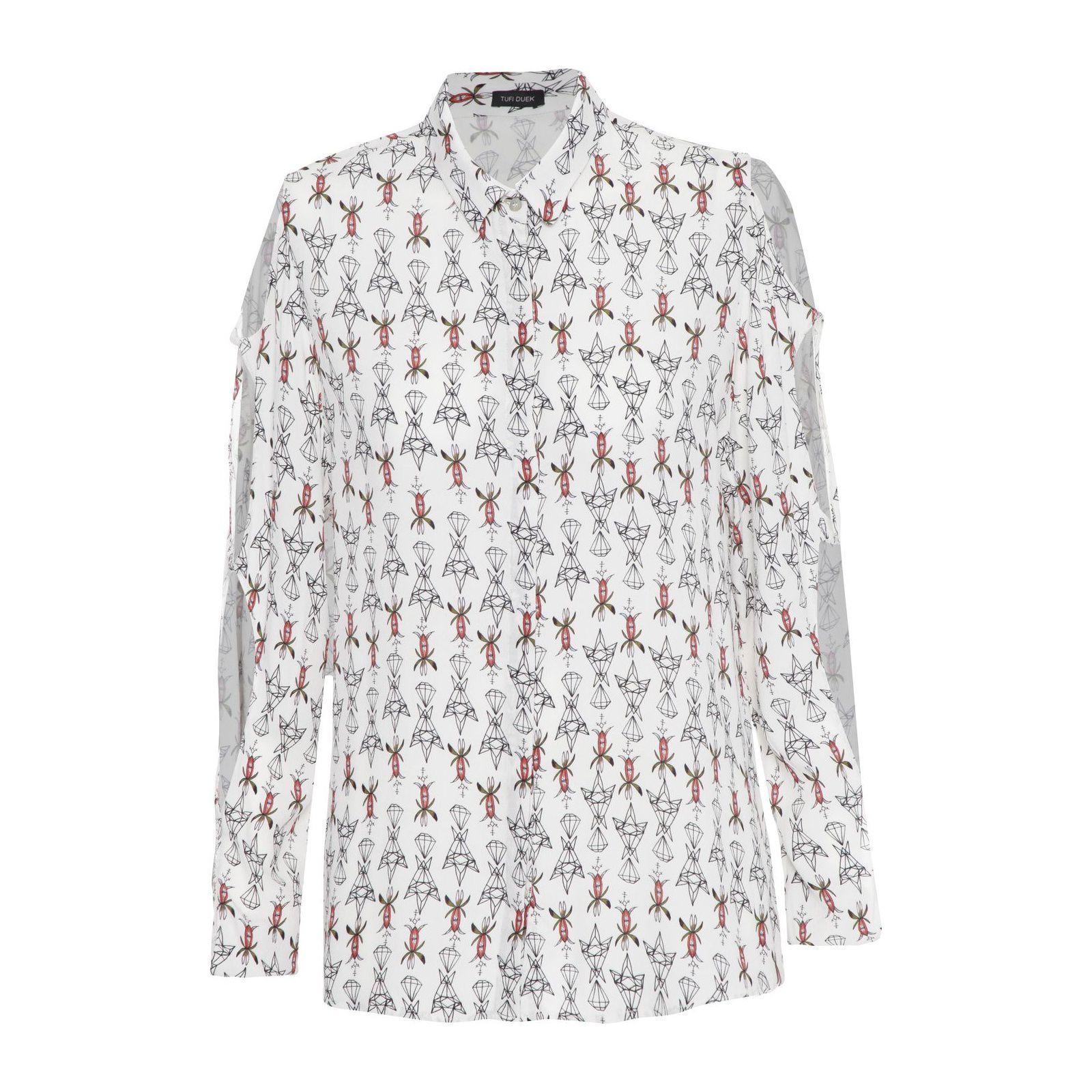 Camisa Symbols - Off White