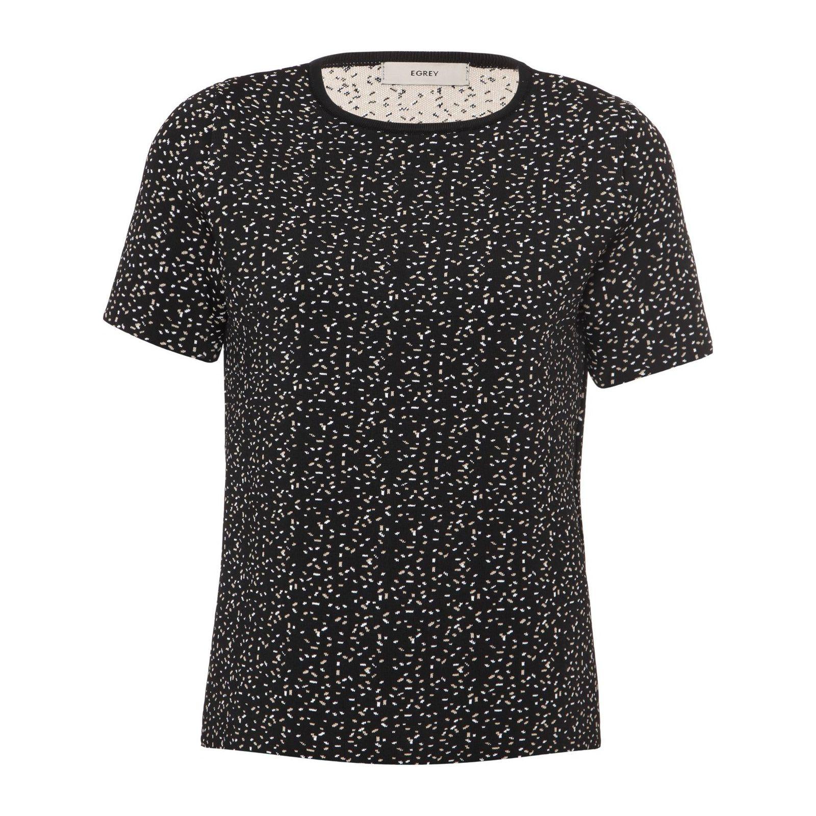 T-Shirt Granilite - Preto