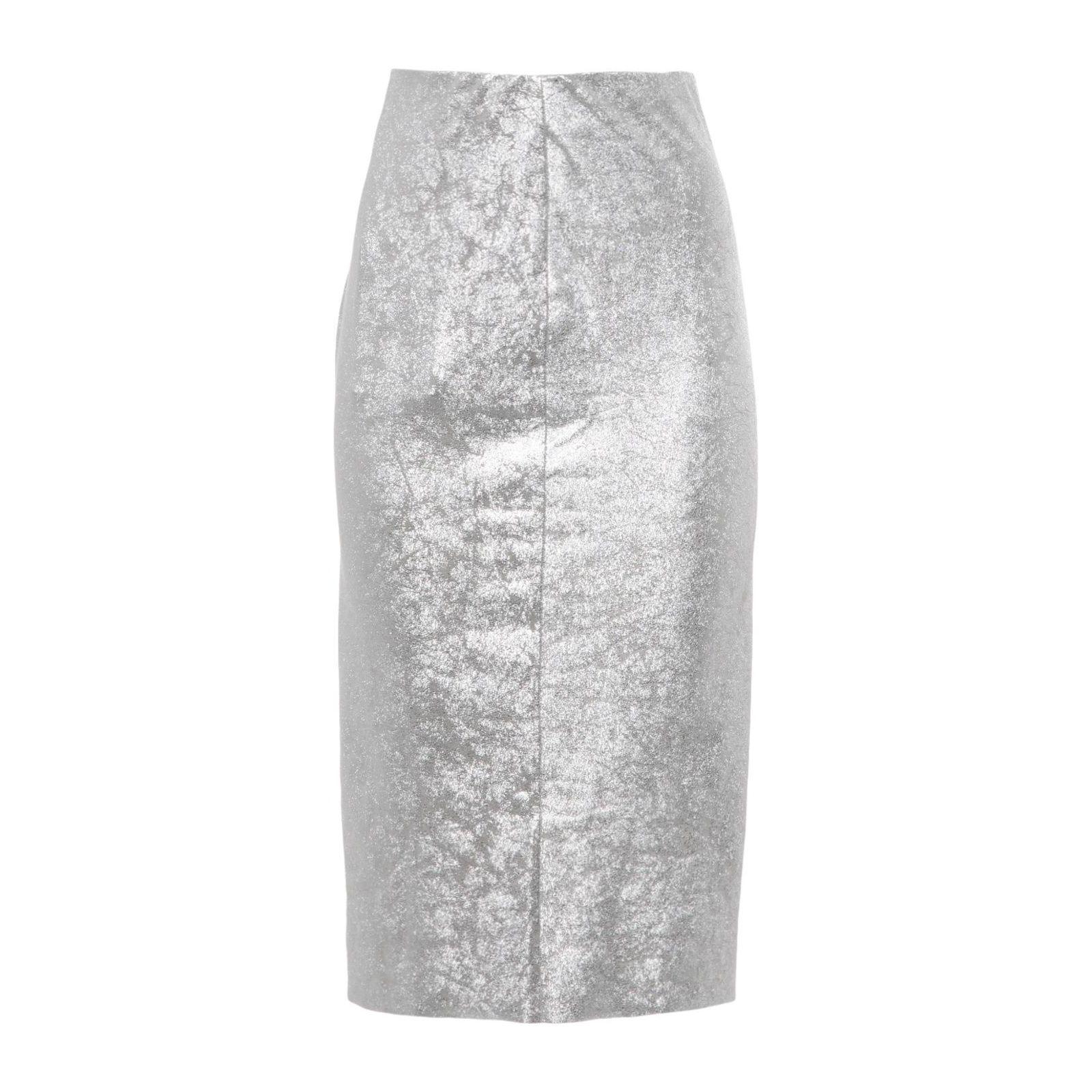 Saia Lápis Foil Silver - Prata