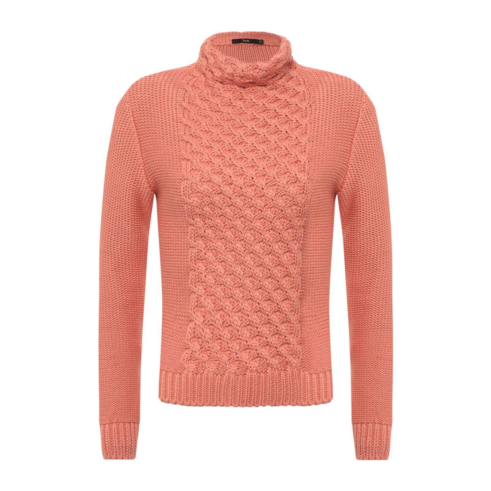 Blusa Tricot Cosmetic - Rosa