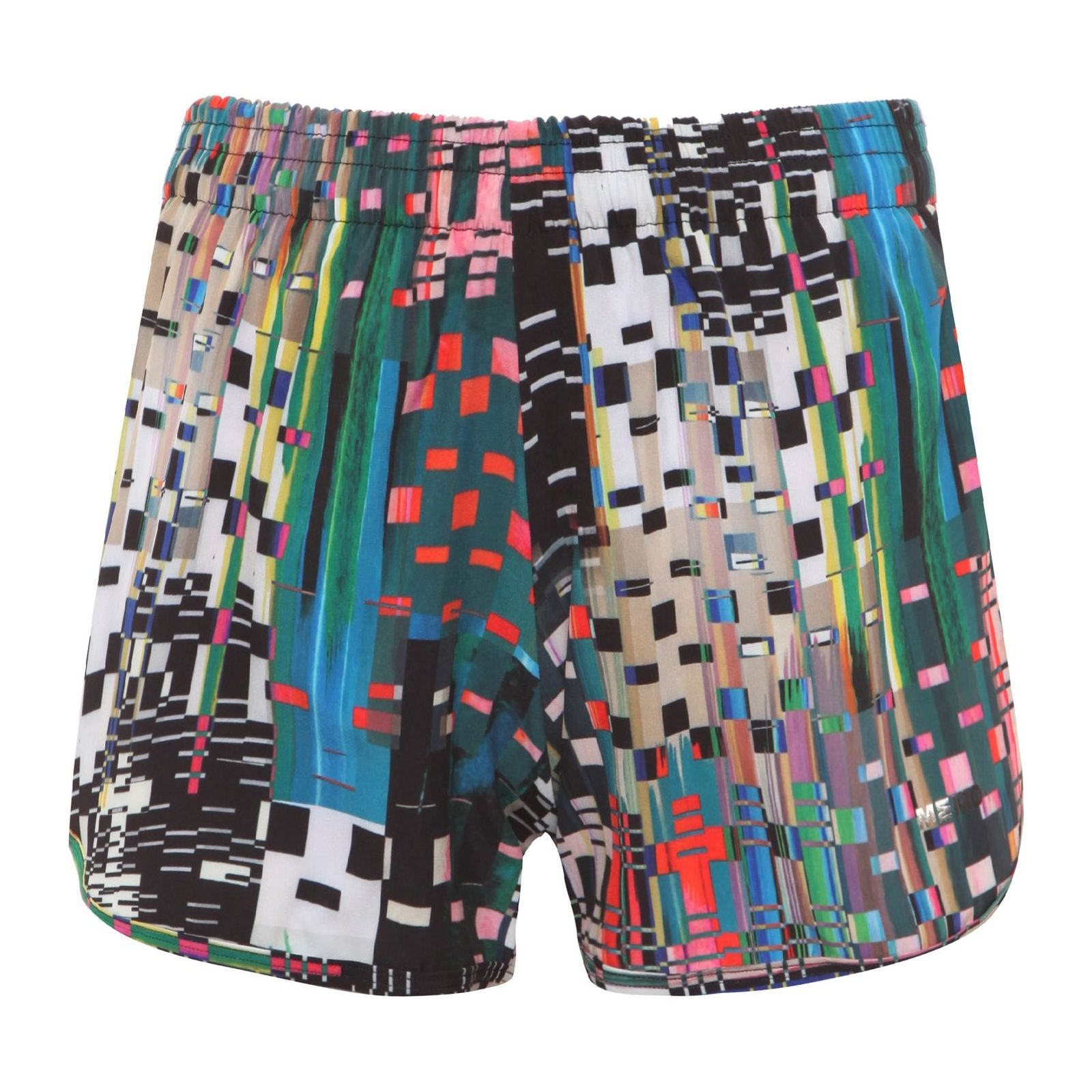 Short Run Full Print - Cinza