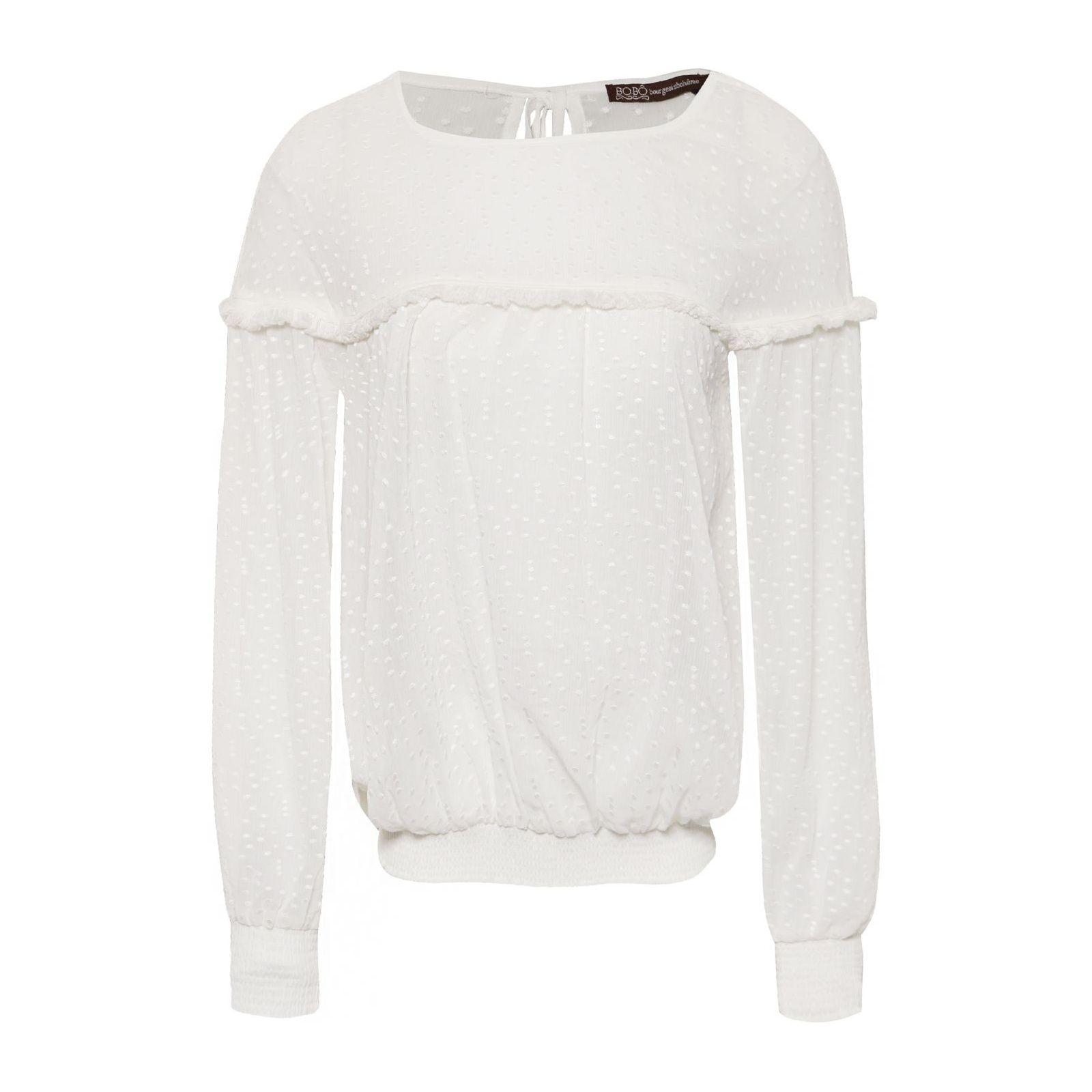 Blusa Stella - Off White