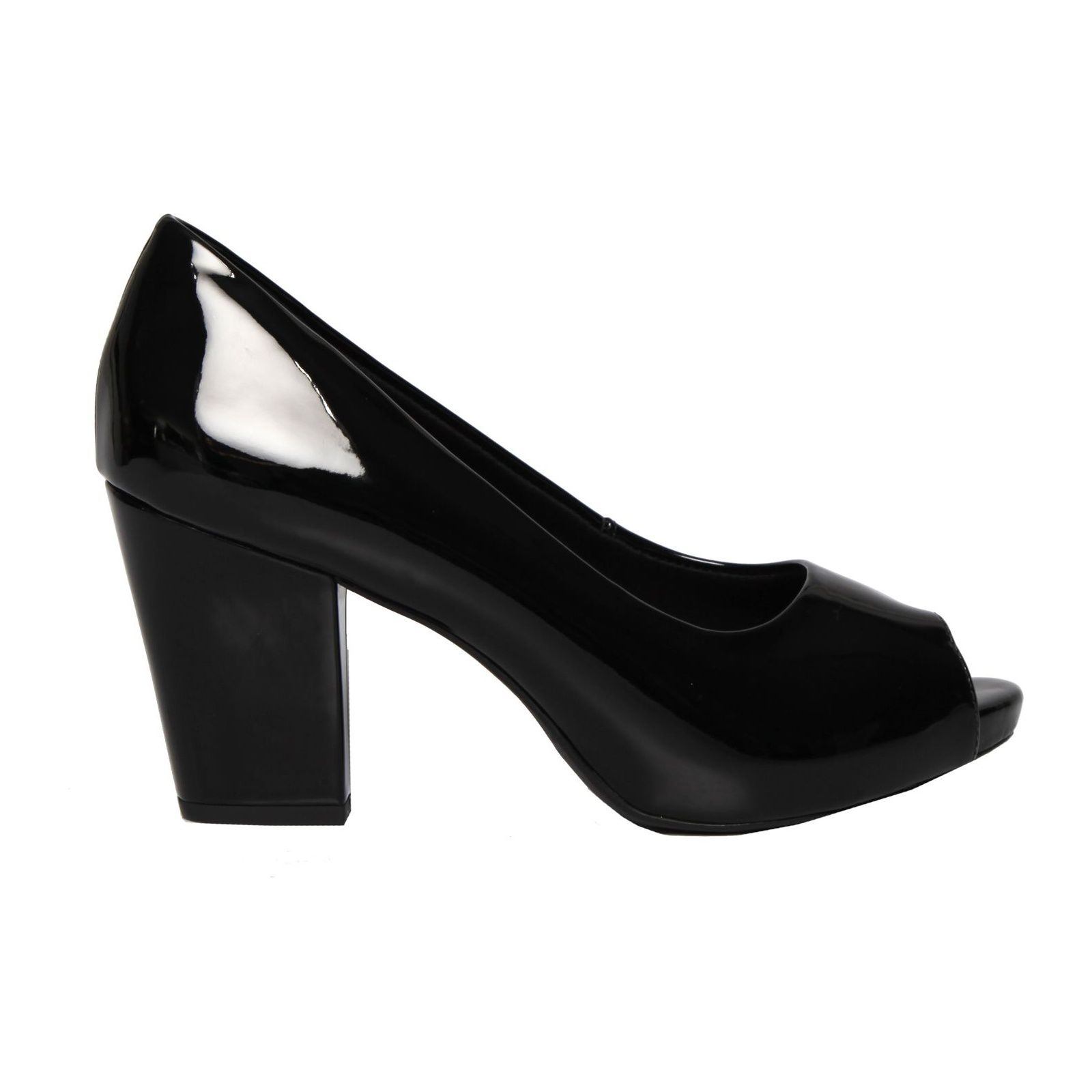 Scarpin Brilliance - Preto