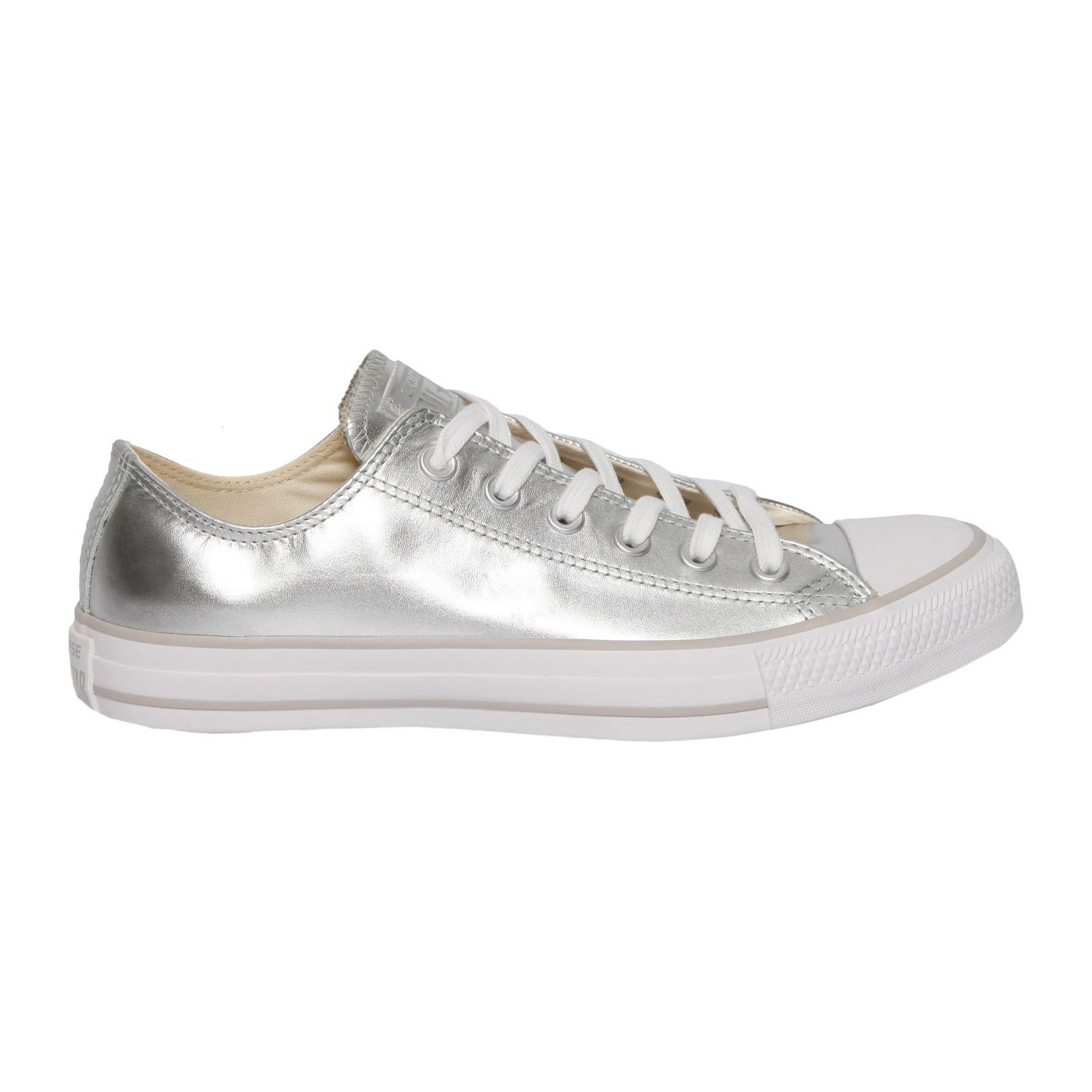 Tênis Chuck Taylor All Star - Prata