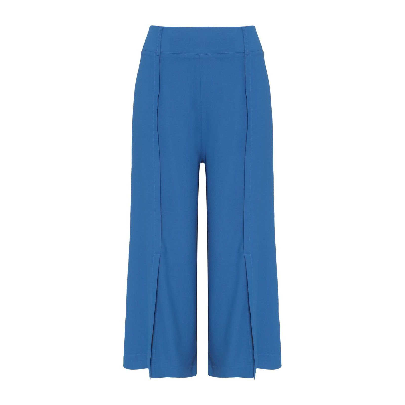 Calça Pantacourt Ma - Azul