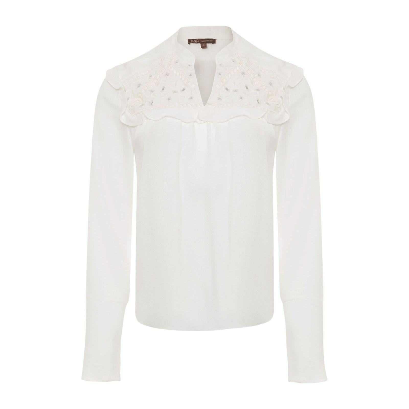 Blusa Mirror - Off White