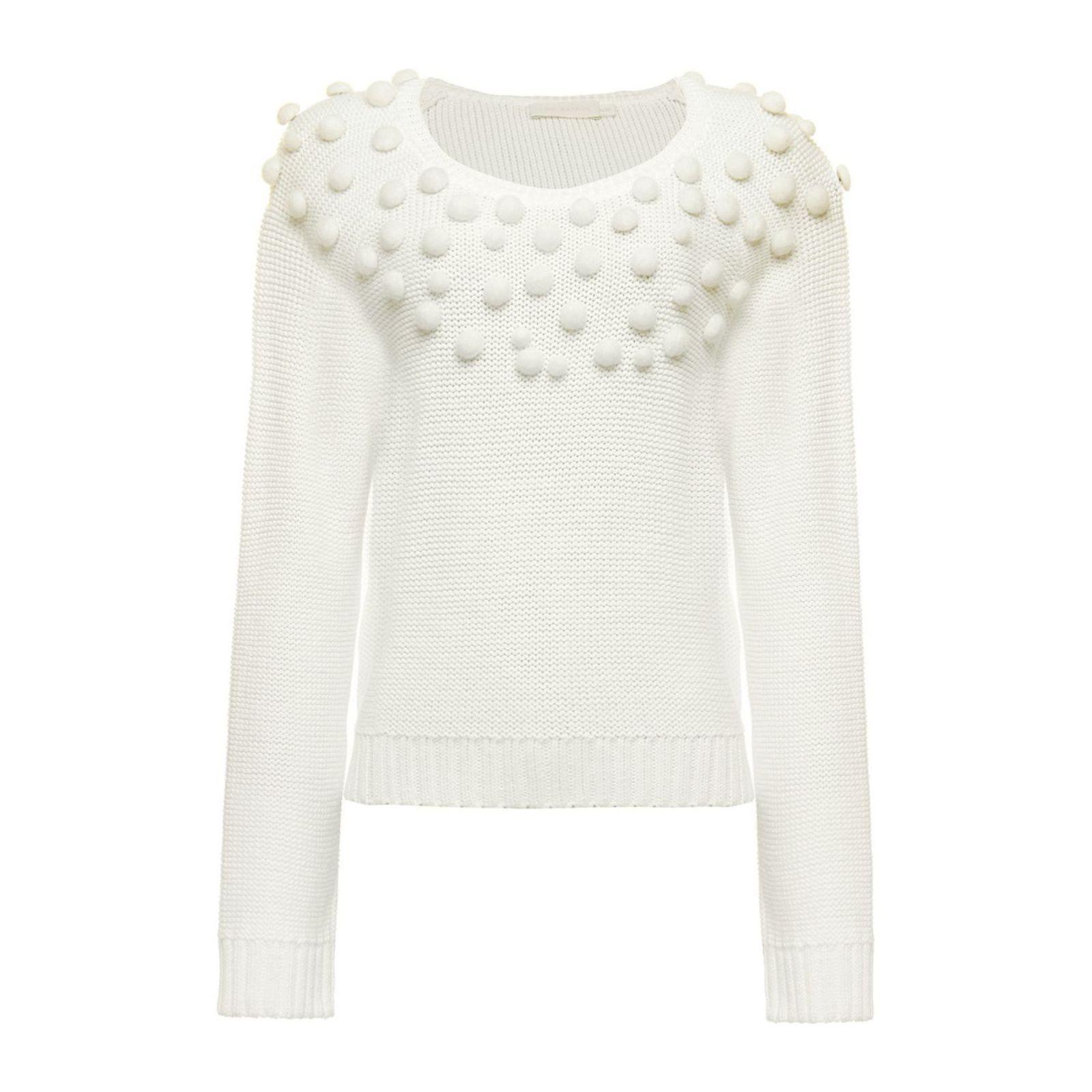 Blusa Cropped Zurich - Off White